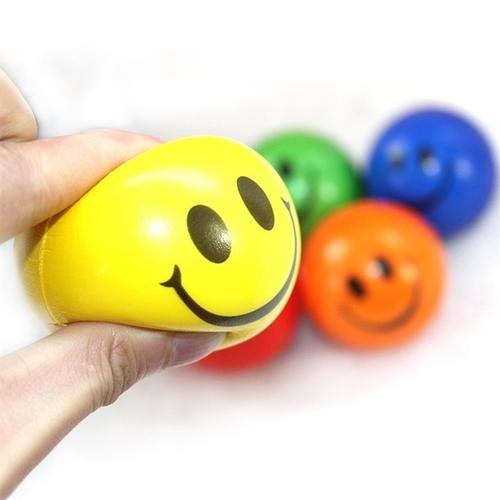 Multi Color Stress Ball