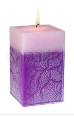 Rectangular Candle