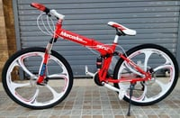 Exclusive Imported Foldable Sports Bicycle