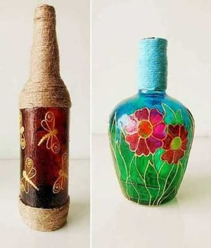 Reusable Glass Bottle Gifts