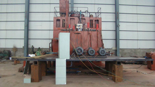 Tee Making Machine For Carbon Steel and Stainless Steel