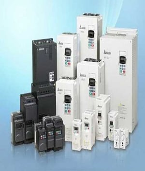 White And Black AC Drives