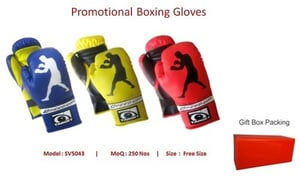 Multi Promotional Boxing Gloves