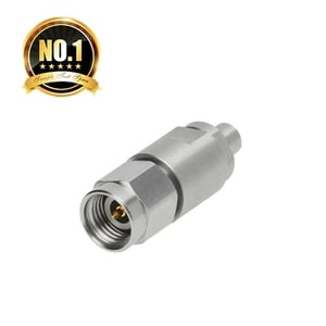 SMP Plug Male to 2.92mm Male plug Between Coaxial Connector Adapter 40GHZ
