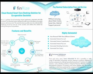 finRize Core Banking Solution For Co-operative Societies