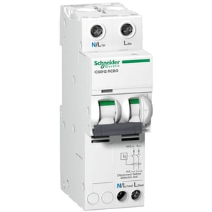 RCBO (Residual Circuit Breaker With Overload Protection)