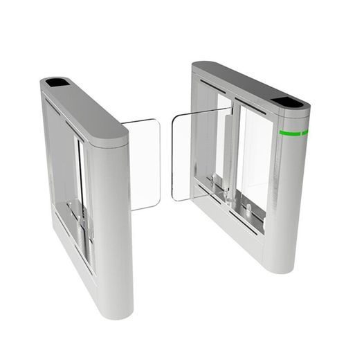 Security Swing Barrier Turnstile With Remote Access Control System
