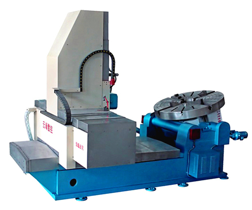 Five Axis Cnc Segmented Tyre Mould Milling Machine