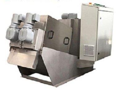 Industrial Sludge Dewatering Machine