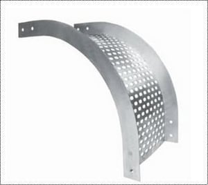 SS Cable Tray Vertical Outside Bend
