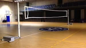 Volleyball Pole - Movable (Portable)