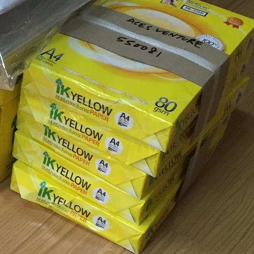 White Paper (Ik Yellow)