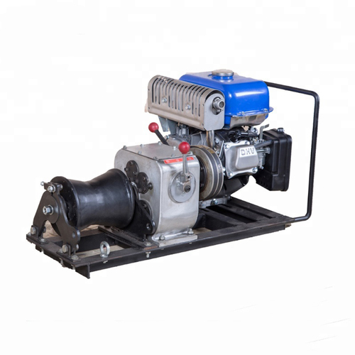 Double Capstan 5T Cable Pulling Winch