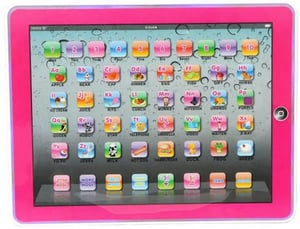 English Learning and Educational Tablet for Kids