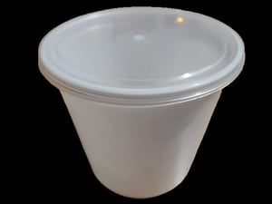 1000 ml Milky Container