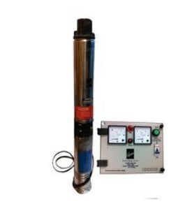 Oil Filled Tubewell Submersible Pump