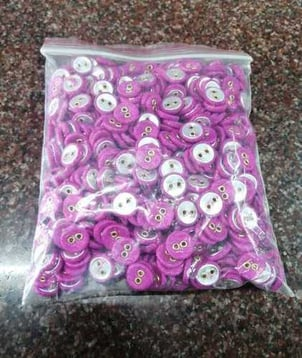 Attractive Fabric Covered Buttons