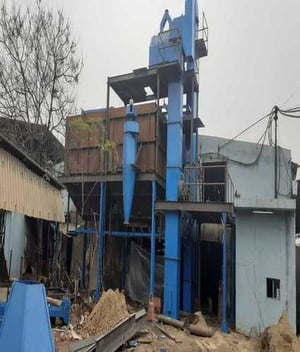 Fully Automatic Sand Plant
