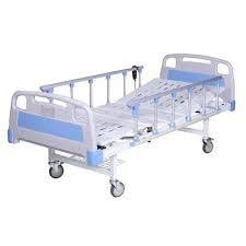 White Hospital Fowler Bed