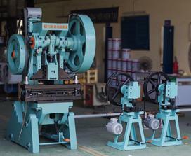 High Performance Press Machine Line