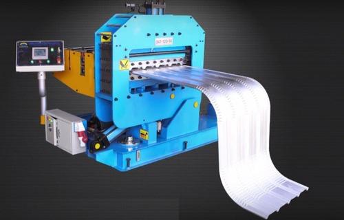 Three Layer Super High-Speed Roofing Crimp Curving Machine