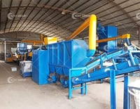 Industrial Radiator Recycling Machine