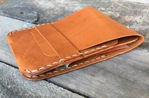 Brown Color Leather Wallet