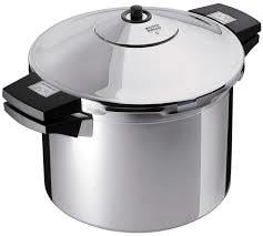 Auto Lid Stainless Steel Cooker