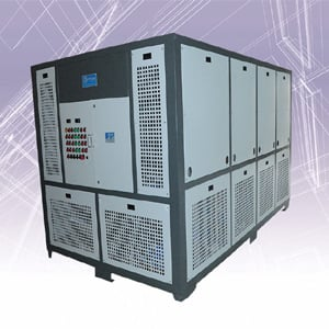 Brine Chillers With Insulated Re-Circulating Pump