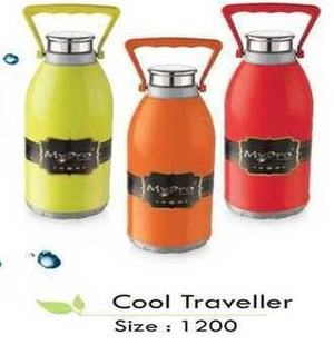 Cool Traveller 1200 Insulated Water Bottles