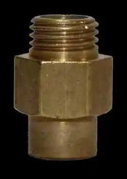 Hot Rolled Brass Male Adapter