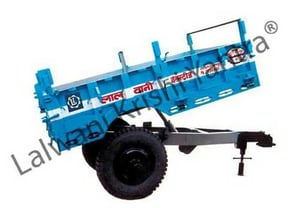 Automatic Unloading Tractor Trailer