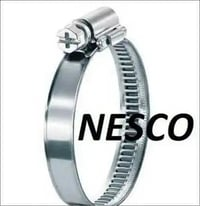 Nesco Stainless Steel Hose Pipe Clamps