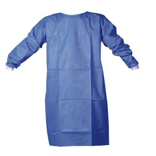Medical Hospital Non-Woven Clothing Sterile White Cotton Cuffs Disposable Surgical Gowns