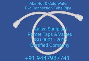 ABS Hot and Cold Water PVC Connection Tube Pipe