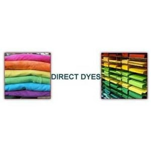Direct Dyes for Fabric
