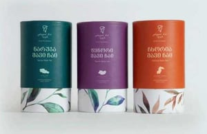 Printed Paper Tubes For Packaging