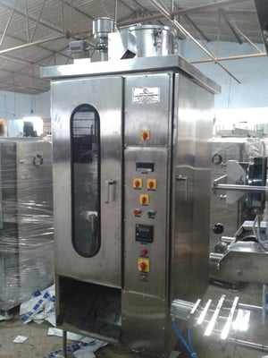 Oil Packing Machine For Industrial Use