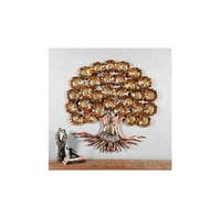 Wrought Iron Painted Ant Pen and Pencil Stand