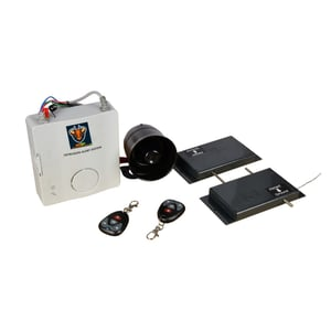 Bison Shutter Lock For Security
