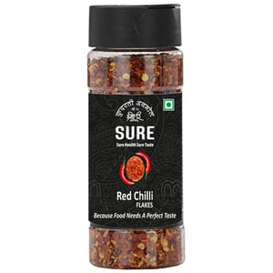 Dry Red Chilli Flakes