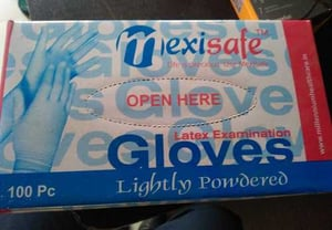 Soft Texture Surgical Gloves