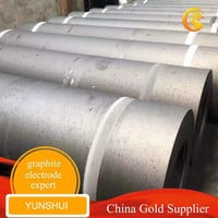 UHP Graphite Electrodes for Steel Mills, Block, Powder, Mould