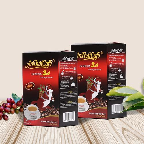 3 in 1 Instant Coffee Mix An Thai New