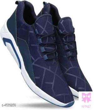 New Attractive Mesh Mens Sports Shoes