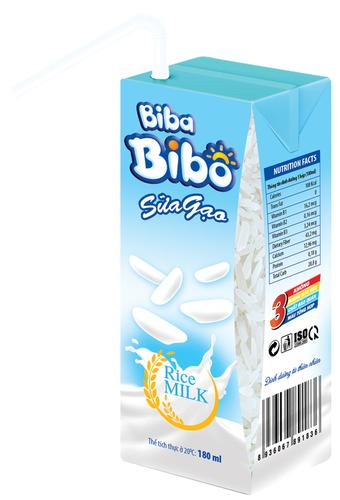 Bibabibo Rice Milk 110ml