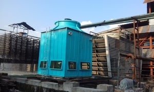 FRP and Wooden Cooling Towers