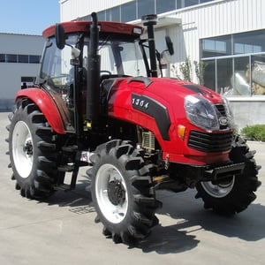 Hydraulic Steering Agriculture Farm Tractor