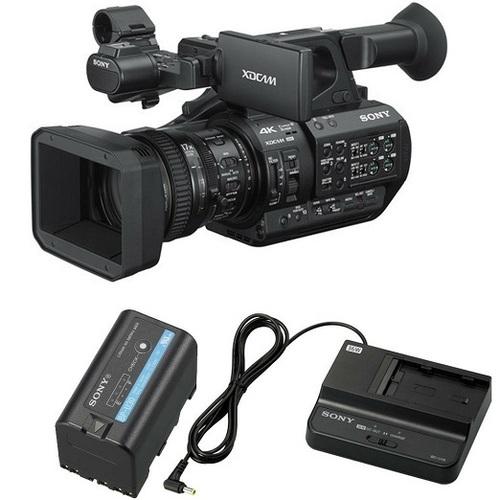 AG CX350 4K Camcorder 20x