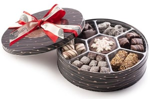 Holiday Gift Basket For Gift Packing